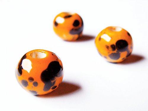 Kulička oranžová - menší ((KOM50))