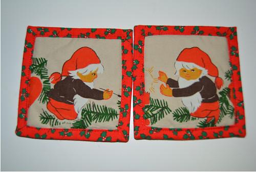 Podkafíčka vánoční trpaslík I
