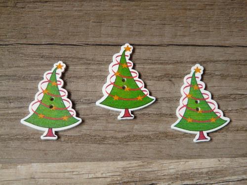 Vánoční stromky / 2 ks