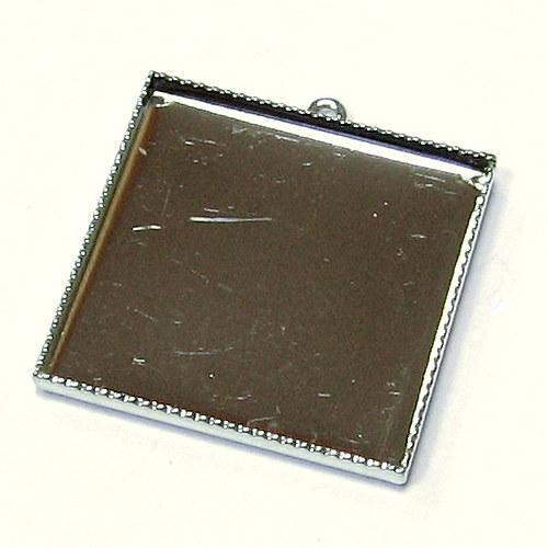 Lůžko - čtverec - 20 mm