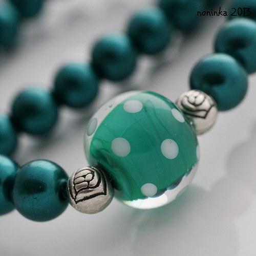Tealové perle