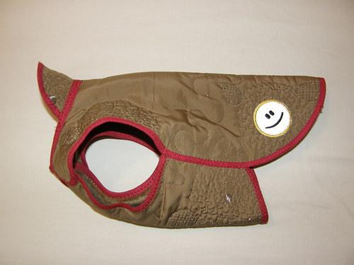 Kabátek pro fenku 26 cm