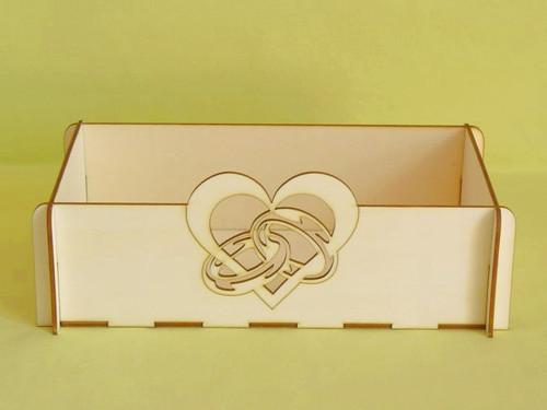 Krabička svatební
