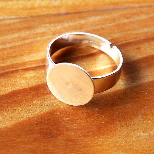 Prsten 12mm - 1ks - Stříbrný