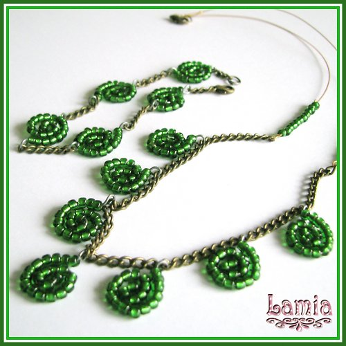 Zelení šnečci