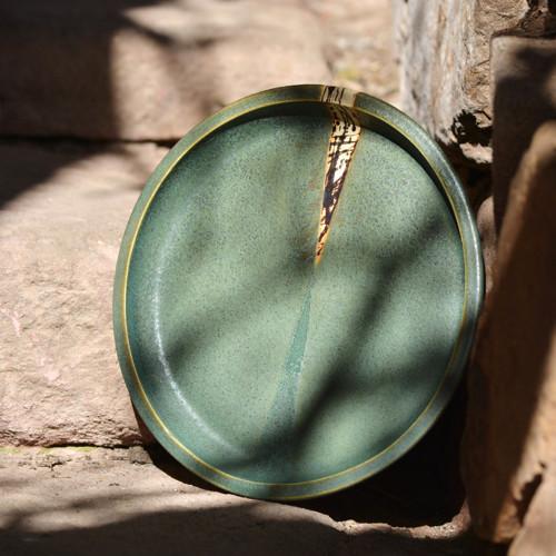 Dezertní talířek 14 cm - Lesní rozbřesk