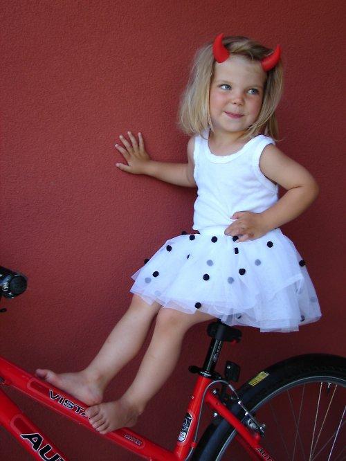 Sukýnka Dalmatýnek (3-6 let)