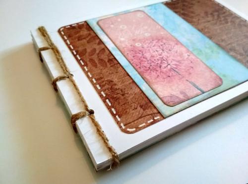"""NOVINKA * sketchbook * skicár * ,,Carline\"""" A5"""