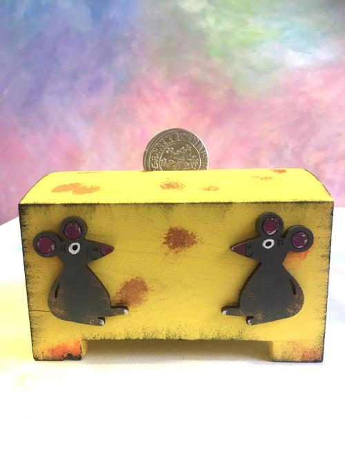 Pokladnička velká - Myšky