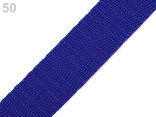 Polypropylénový popruh : Dark Blue