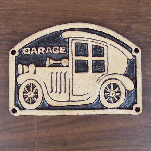 Kachlík č.08 - Garage