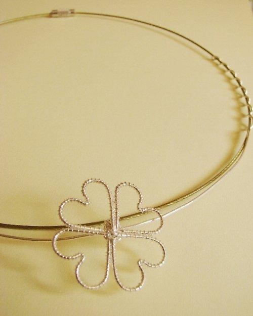 Štvorlístok alebo Čtyřlístek, náhrdelník