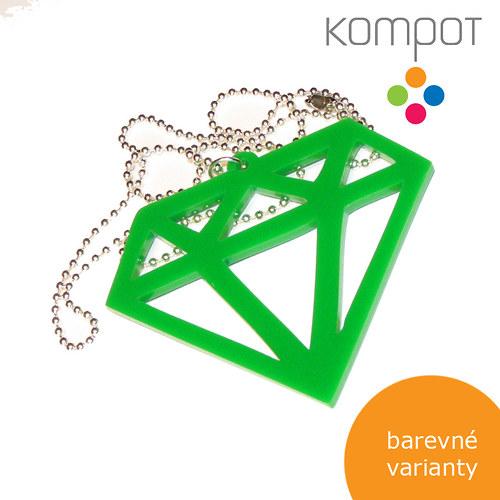 DIAMANT, náhrdelník :: více barev
