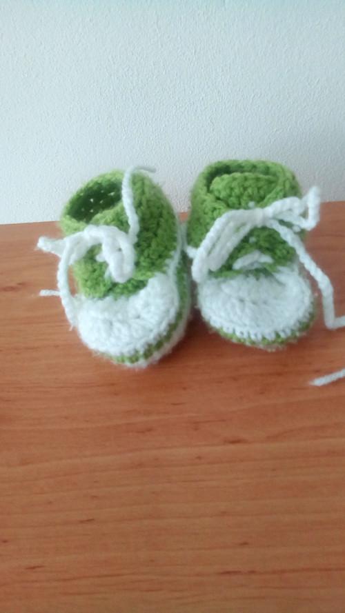 Botičky pro miminko 0-3 mesice