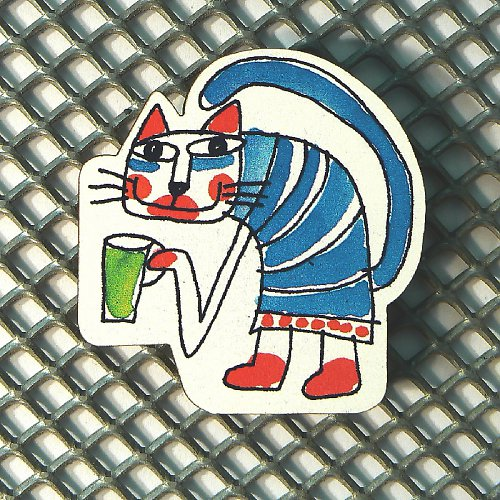 Magnet kočička