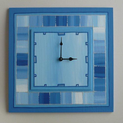 Velké modré hodiny