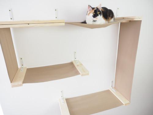 Kočičí prolézačka CATTISH DOUBLE