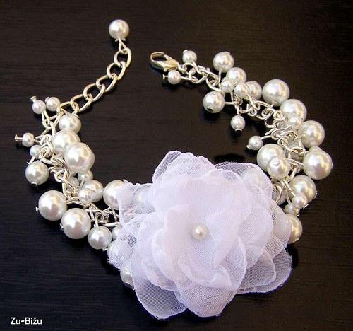 Bielý kvet