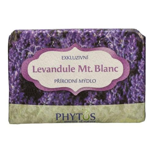 Levandule Mt.Blanc - přírodní mýdlo 120 g