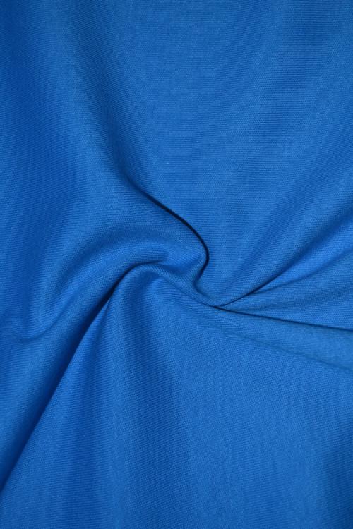 Úplet sytě modrý - vyšší gramáž