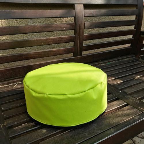 Venkovní sedací polštář s pohankou, 30 cm