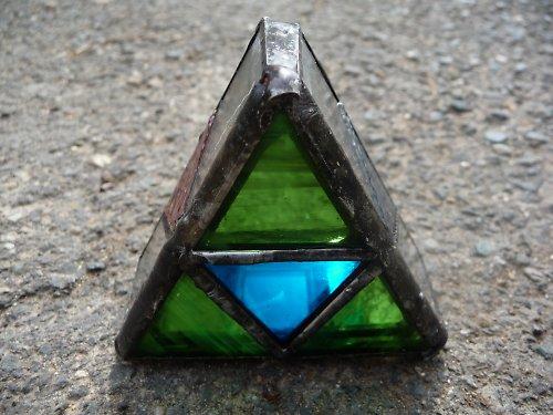 Šperkovnice Tyrkysová-Zelená