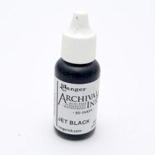 Archival inkoust / 18 ml / černý
