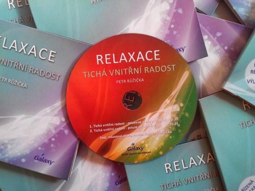 Výukové CD Relaxace Tichá vnitřní radost