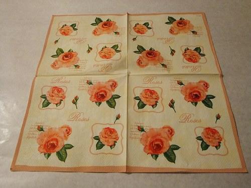 Květiny - růže 26.