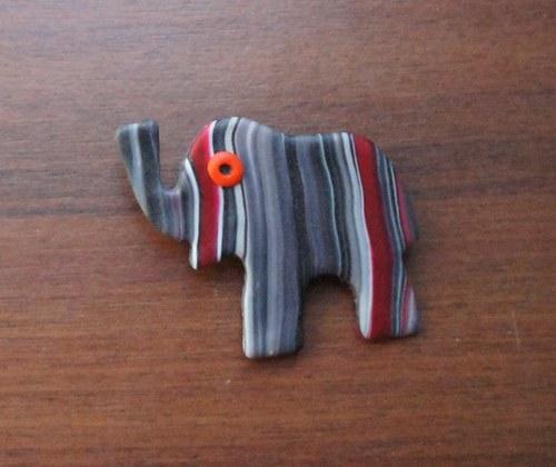 Sloník pruhovaný II. - brož