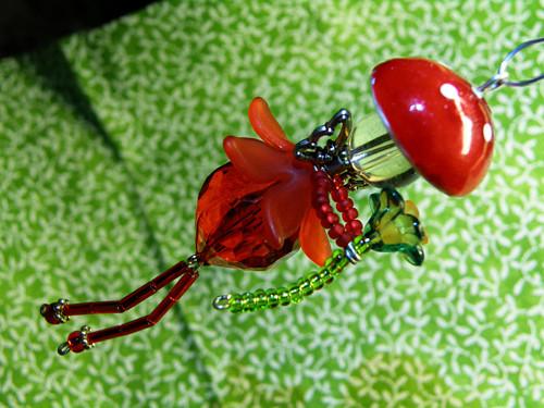 Hasička VIII. - víla houbová 2 - Fairy