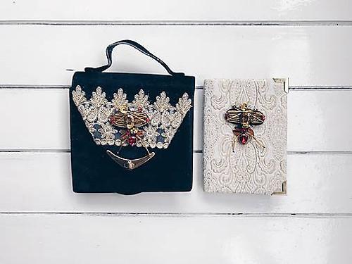 Šperk alebo zápisník?