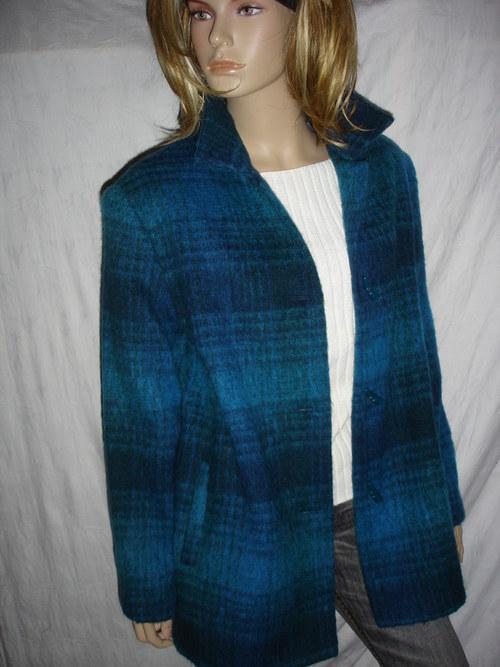 krásný zimní kabátek  vel.42