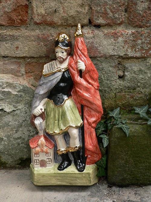 Sv.Florián-patron hasičů