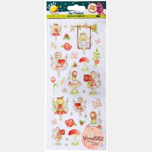 Samolepky - květ růže