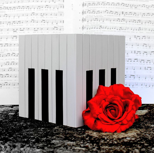 Kapesníkovník klavír