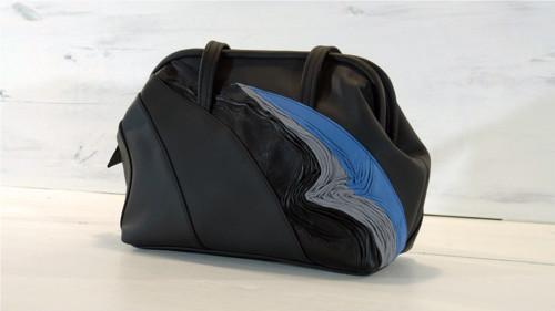 Kožená kabelka - Gazelina