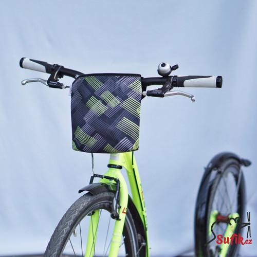 Kapsa na kolo či madlo kočárku XL