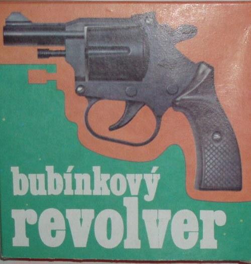 * Bubínkový revolver * KDN * NEHRANÝ *