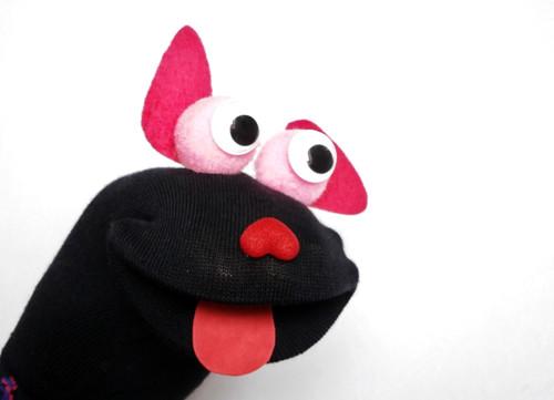 Maňásek ponožkáček  č.579