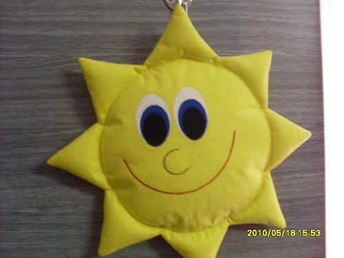 Sluníčko pro radost ( možno i s mráčkem :D )