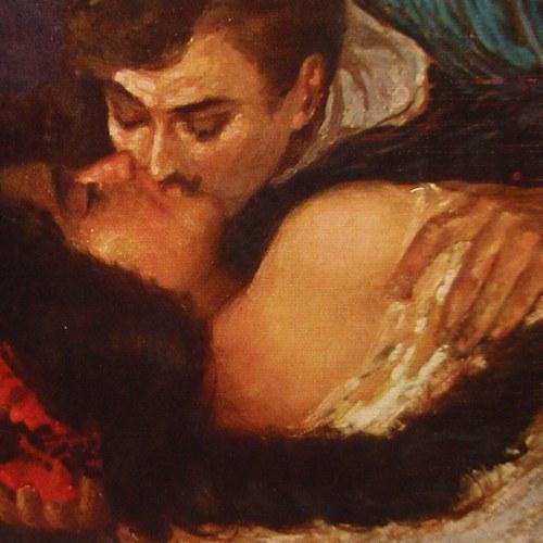 ITALSKÝ POLIBEK I. - pohlednice č. 1186