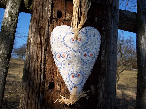 SRDCE  v srdcí