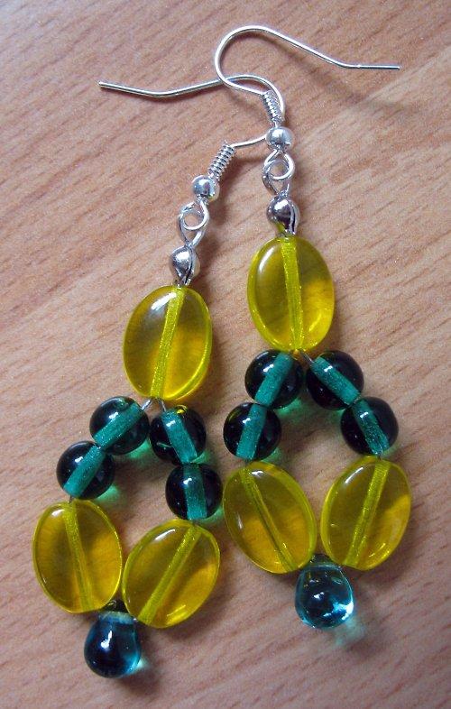 Žlutozelená elegance