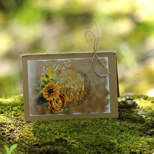 Slunečnice - přání