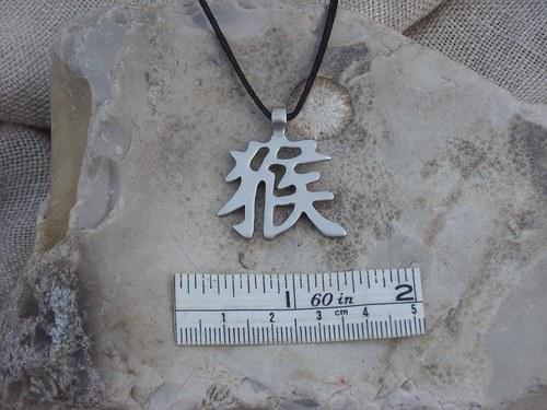 09 OPICE - Čínský zodiac