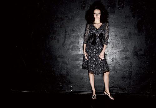 Šaty Blanche - černá 0166