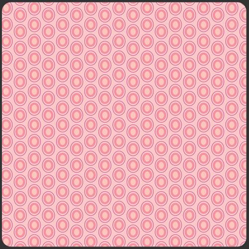 Látka Oval Elements Parfait Pink 922