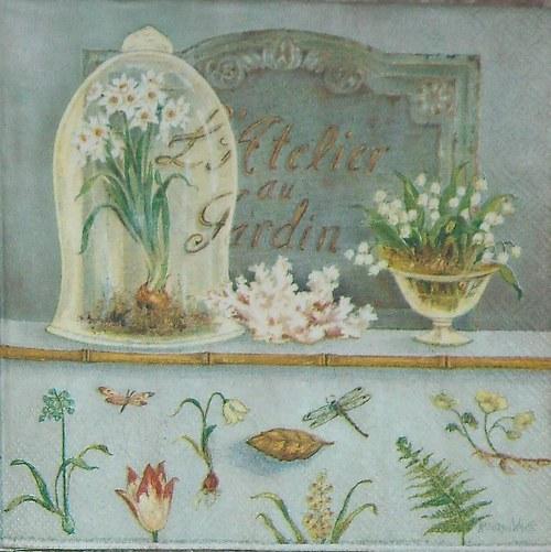 Ateliér s květinami