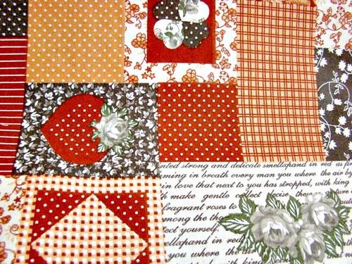 Romantický patchwork